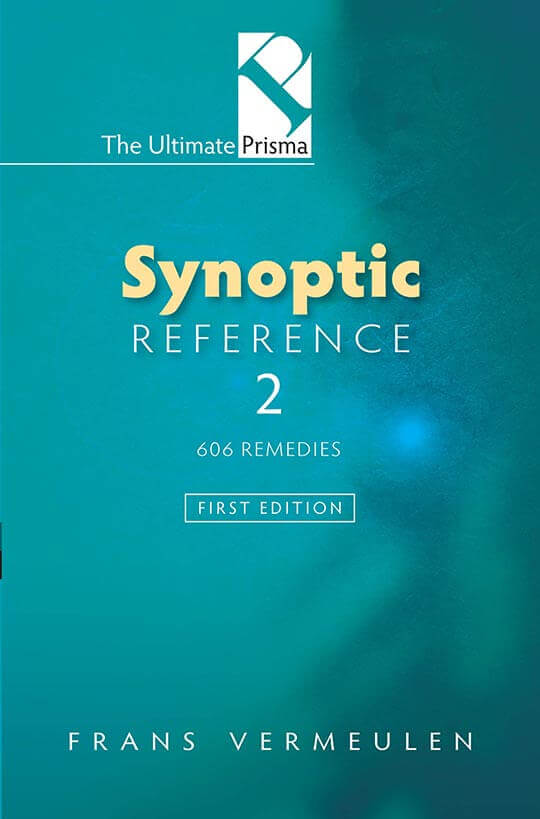 Synoptic Reference by Frans Vermeulen